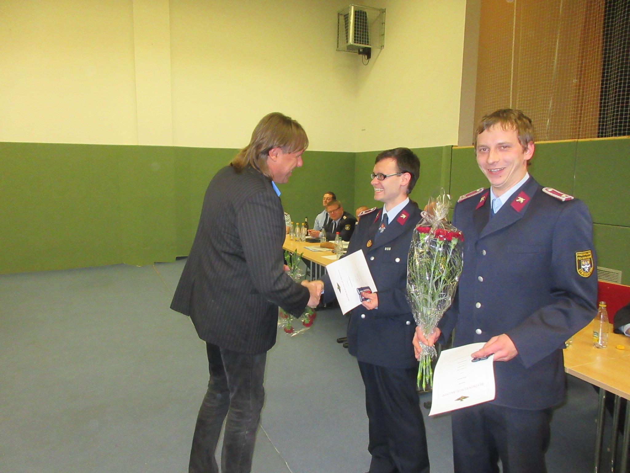 17.03.2017 - Jahreshauptversammlung Freiwillige Feuerwehr Striegistal