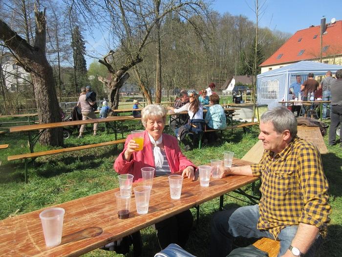 01.04.2017 - Stammbaumpflanzung in Marbach