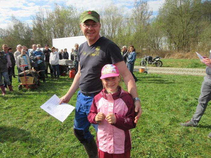 14.04.2018 - Stammbaumpflanzung in Böhrigen