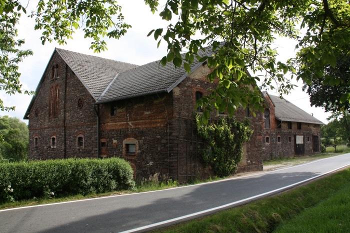 Eines der ältesten noch in seiner Ursprünglichkeit erhaltenen Gebäude ist die ehemalige Schäferei.
