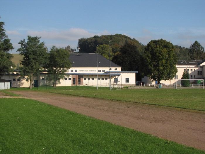Turnhalle Böhrigen