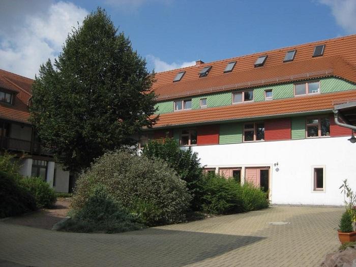 Dorfzentrum mit Bürgerhaus