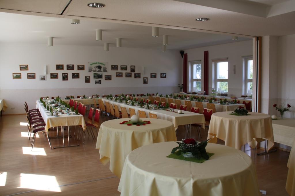 Etzdorf Gemeinde Veranstaltungsraum