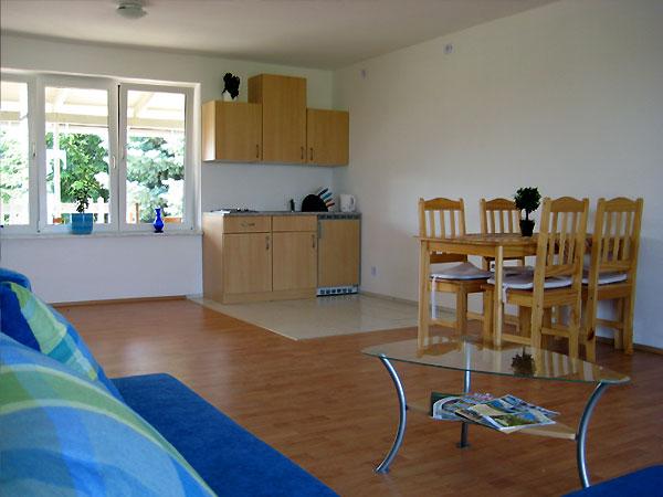 Ferienhaus Striegistal in Goßberg - Zimmeransicht