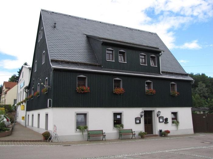 Hirschbachtal Pappendorf