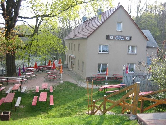 Waldhaus Kalkbrüche in Kaltofen