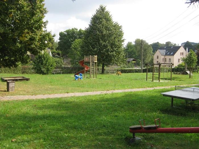Spielplatz Marbach