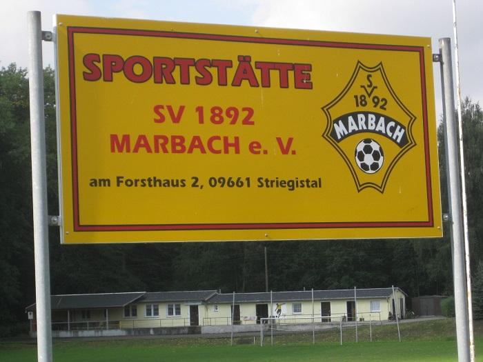 Sportlerheim Marbach