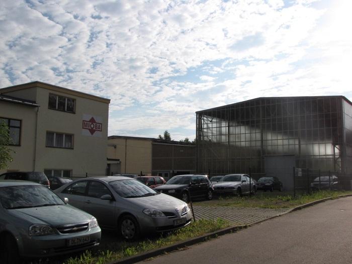 Seit 1951 ist die Mitteldeutsche Industrieofenbau GmbH (Mioba) einer der größten Betriebe in Böhrigen und beliefert auch außerhalb Deutschlands seine Kunden.