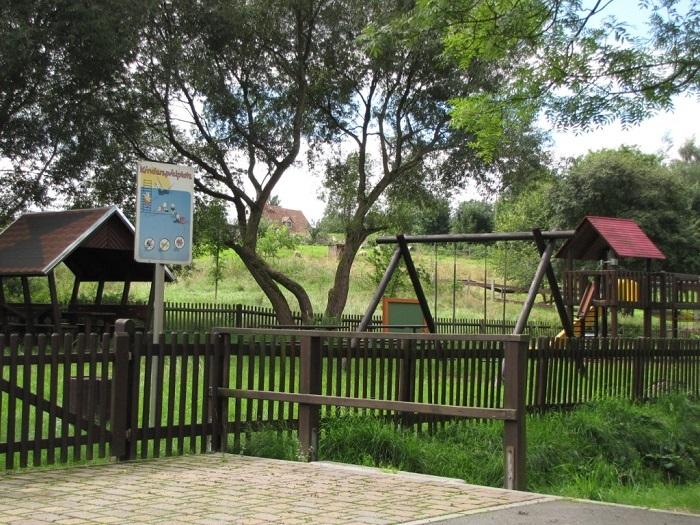 Spielplatz Mobendorf