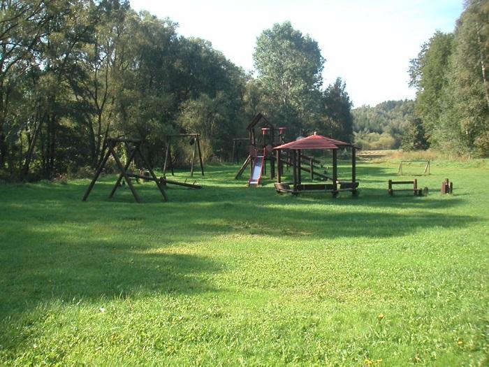 Spielplatz Mobendorf am Wohnheim