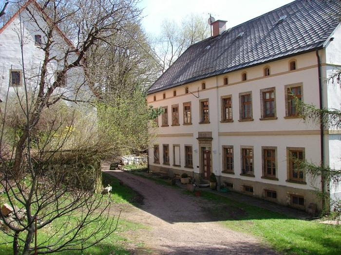 Die Goßberger Mühle