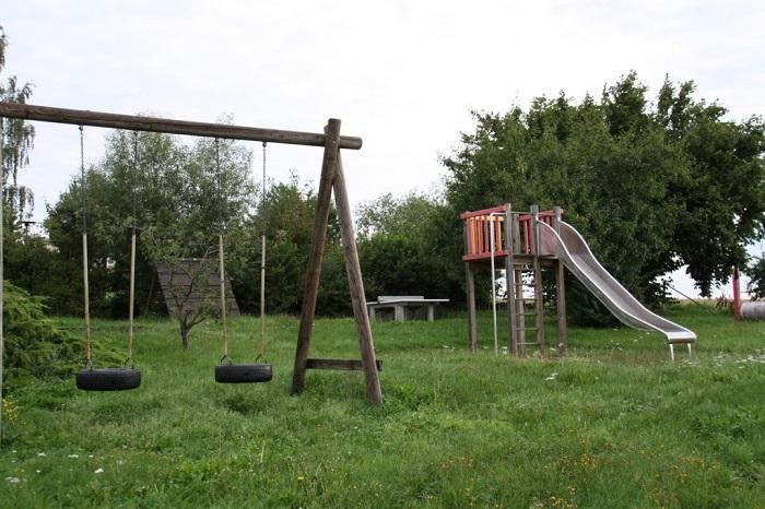 Spielplatz Naundorf