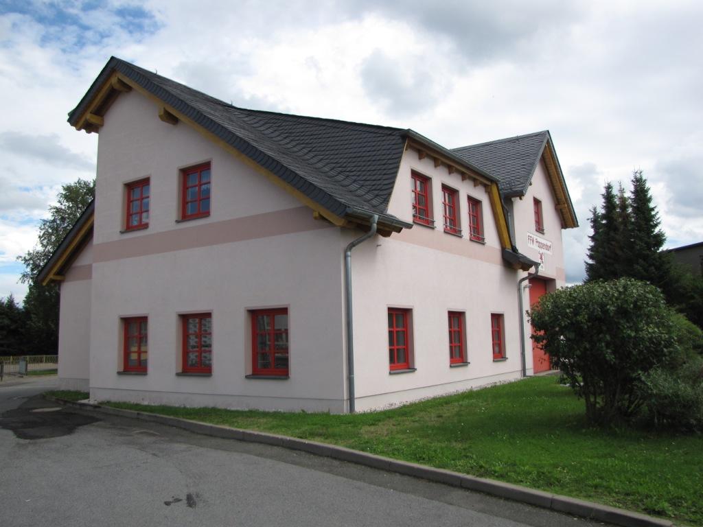 Pappendorf Feuerwehr Veranstaltungsraum