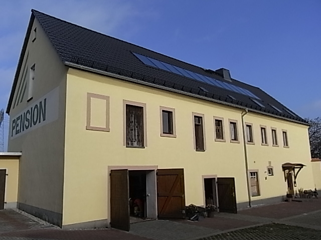 Pension und Ferienhaus Fischer in Kaltofen