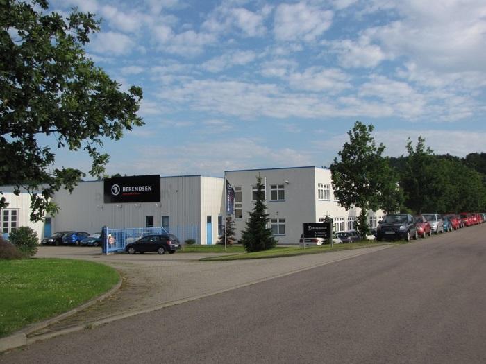 Einer der größten Arbeitgeber in der Gemeinde ist das Textielservice-Untenehmen Berendsen mit ca. 100 Beschäftigten aus der Region.
