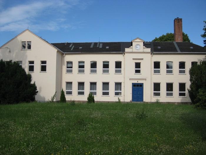 In der ehemaligen Mittelschule haben jetzt verschiedene Vereine ihr Domizil gefunden.